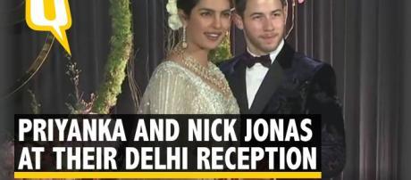 Priyanka and Jonas are happy. (Image credit- The quint-Youtube.com)