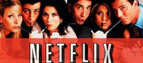 Friends restera bel et bien sur Netflix.