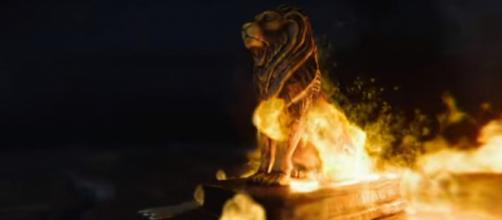 An image from new 'GoT' trailer. - [GameofThrones / YouTube screencap]