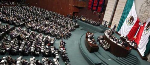 La Cámara de Diputados recibió las solicitudes presupuestarias de los gobernadores y alcaldes. - com.mx