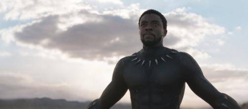 Marvel's Black Panther could make Golden Globes history with a win. [Image via Marvel Entertainment/YouTube screencap]