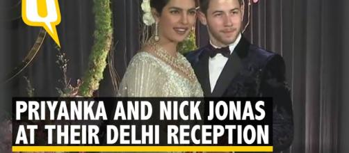 Priyanka and Jonas are happy. (Image credit- The quint-Youtube.com)