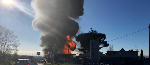 Rieti, esplosione in un distributore: due morti e 18 feriti, sei ... - mediaset.it