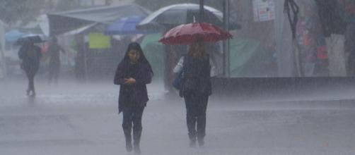 Se pronostican lluvias en gran parte del territorio mexicano.