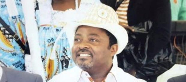 Le prince Théophile Kwendjeu (c) Google