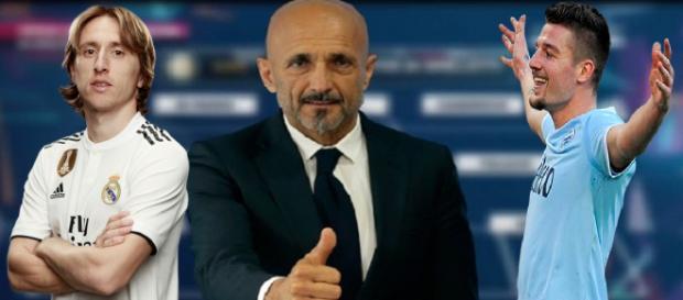 Marotta pronto a portare all'Inter Modric e Milinkovic-Savic