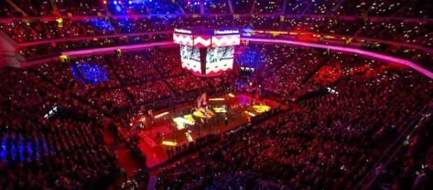 Nebraska basketball fans are celebrating the team's early success this season. - [Elite Sports / YouTube screencap]