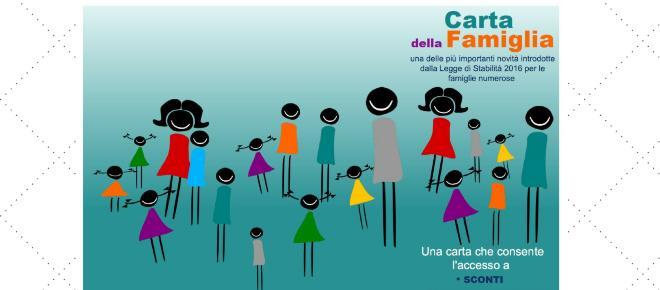 Manovra: carta della famiglia solo per gli italiani, niente sconti per extracomunitari