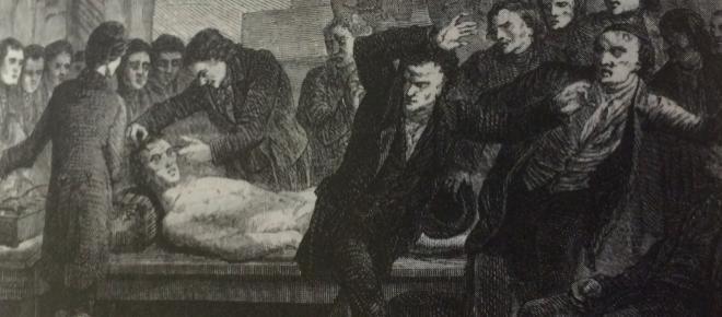 El galvanismo que inspiró a Mary Shelley para escribir Frankestein