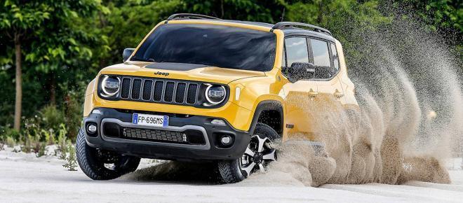 Jeep Renegade scala il segmento C ed è prima nelle vendite a novembre
