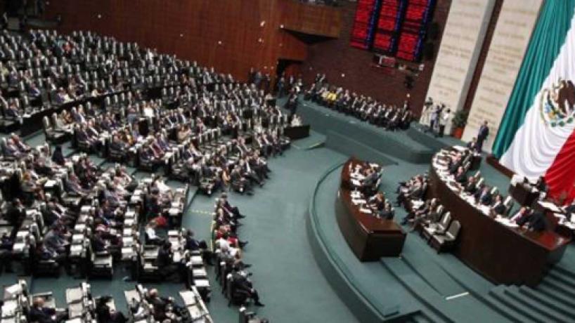 Gobernadores y alcaldes de México solicitan presupuestos en la Cámara de Diputados