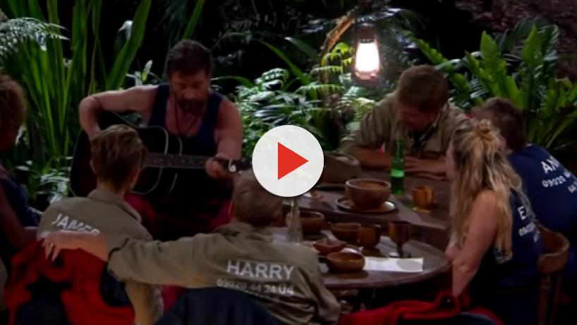 I'm a Celeb Spoilers: Campmates ditch Croc Creek for a night at the Jungle Arms