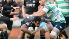 Rugby, Benetton Treviso: i giocatori si rasano in segno di solidarietà per Nasi Manu