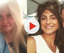 Monique Evans e Cacá Werneck e Fernanda Gentil e Priscila Montandon (/Reprodução: Instagram)