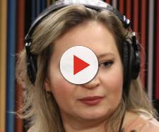 Joice Hasselmann desafia ministro a prendê-la (Reprodução/Jovem Pan)