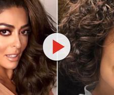 Juliana Paes é uma das celebridades que usa a maquiagem a seu favor (Reprodução)