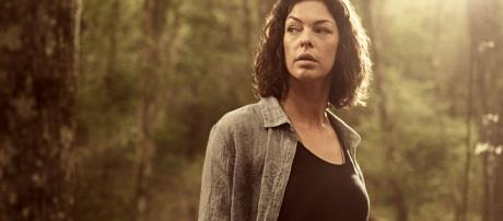 Jadis, The Walking Dead (Reprodução/DMC).