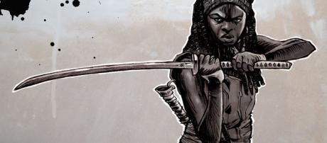 Michone, The Walking Dead |https://criticalhits.com.br/