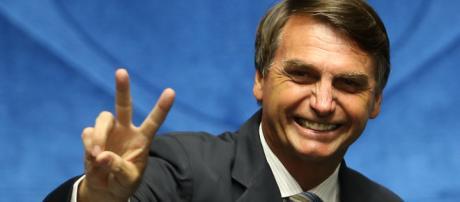 O presidente eleito, Jair Bolsonaro (Reprodução)