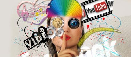 YouTube's selection of the top 10 videos watched most by UK viewers. [Image Pixabay]