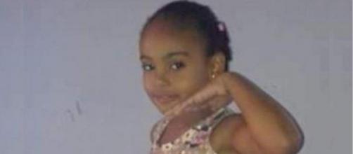 Gabriela Ximenes, de 10 anos, foi socorrida, mas morreu após 7 dias - Reprodução