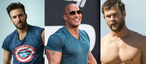 A revista Forbes divulgou a lista dos atores mais bem pagos do mundo. (Reprodução/Internet)