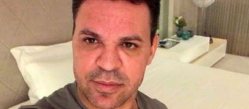 Cantor Sertanejo opinou sobre caso do cão morto em supermercado. (foto reprodução).