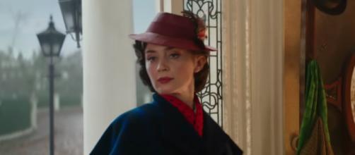 Emily Blunt stars in the new Disney film 'Mary Poppins Returns.' - [Walt Disney Studios / YouTube screencap]