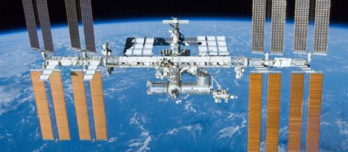 Estación Espacial Internacional - misistemasolar.com