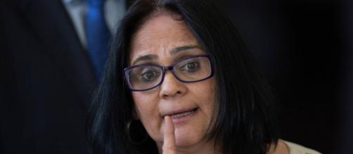Futura ministra disse que é contra o aborto (Reprodução: Sérgio Lima AFP).