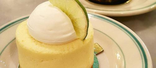 Key lime cheesecake. - [Debbie Tingzon / Flickr]