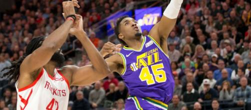 Rockets flattened by Jazz in embarrassing blowout - The Dream Shake - thedreamshake.com