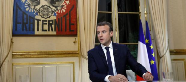 Emmanuel Macron s'exprimera devant les Français à 20H ce lundi