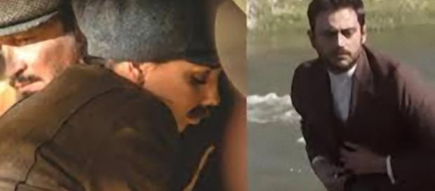Il Segreto: Prudencio spara al fratello Saul, Emilia ed Alfonso scappano dal paese