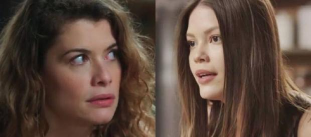 Isabel age contra Cris enquanto ela fica presa no passado