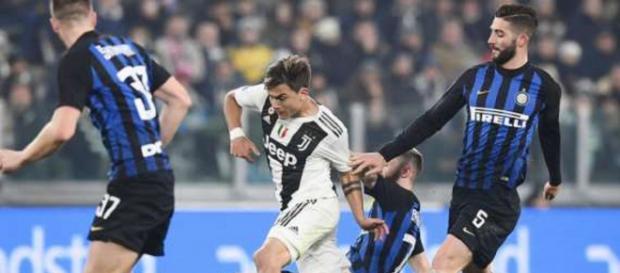 L'Inter cade all'Allianz Stadium contro la Juventus