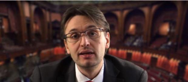 Matteo Dell'Osso lascia il Movimento Cinque Stelle
