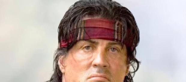 'Rambo 5' wraps, Stallone shares final set video. - [Movie Trailer 21 / YouTube screencap]