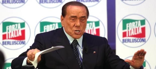 Silvio Berlusconi, Forza Italia.