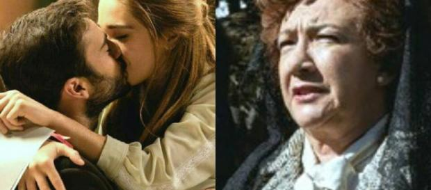 Trame Il Segreto: Julieta può sposare il fratello di Prudencio, Dolores preoccupata