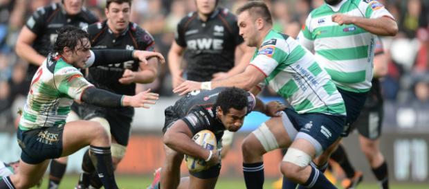 Treviso Rugby: i giocatori si rasano in segno di solidarietà per il compagno malato