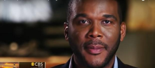 Tyler Perry paid forward the spirit of Christmas in a big way. - [CBSThisMorning / YouTube screencap]