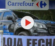 Ato contra morte de animal faz Carrefour Osasco fechar as portas. (Reprodução)