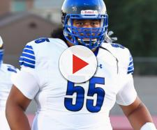Matthew Pola-Mao is on the Huskers radar. - [MaxPreps / YouTube screencap]