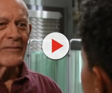 Mike has feelings for Stella and Yvonne. (Image Source: General Hospital-YouTube.)