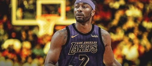 John Wall in Lakers trade rumors / pic by Clutch Points / Instagram