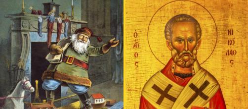 Nicolau tornou-se santo pela virtude da caridade. natgeo.pt