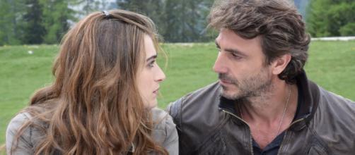 Un passo dal cielo 4: una foto di Pilar Fogliati e Daniele Liotti ... - movieplayer.it