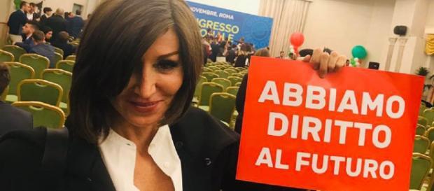 Anna Maria Bernini, Forza Italia.