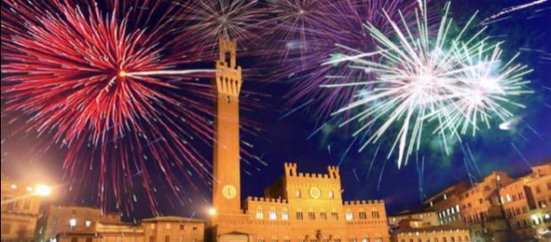 Capodanno a Siena in Piazza del Campo con concerto di Alex Britti - flickr.com